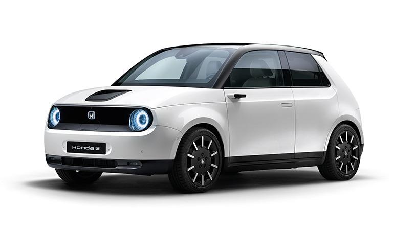 Der neue Honda e